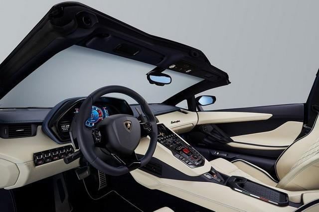 Aventador S Roadster海内首发 拉风到极致