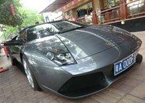 牛牌兰博基尼Murcielago Roadster