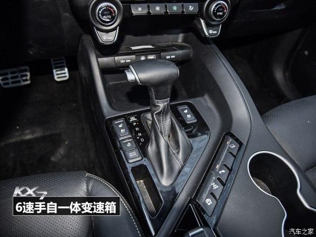 东风悦达起亚 起亚KX7 2017款 2.0T 自动四驱LUX