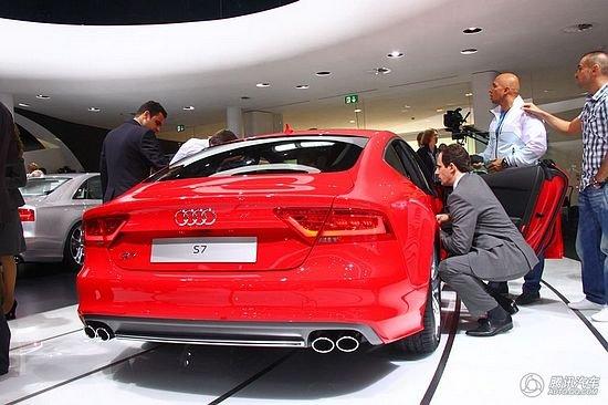 奥迪S7 Sportback首发 有望年底进口国内
