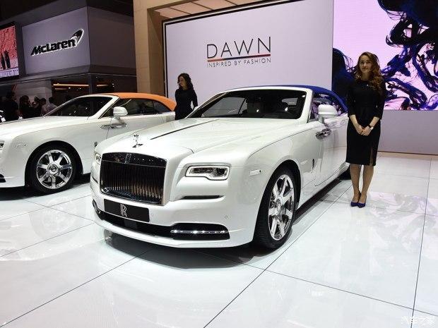 四大豪华品牌上海车展阵容曝光 土豪们看过来