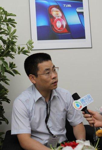 廖雄辉:力帆今年同时发力一线和三四线市场