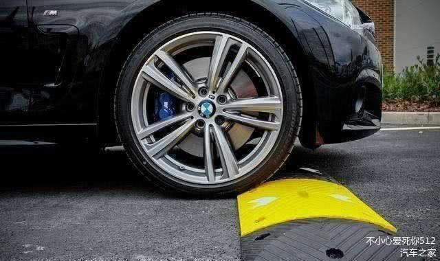 过减速带前踩刹车 不想伤车的看过来 否则大修
