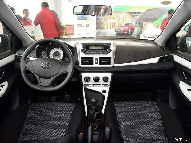 一汽丰田 威驰 2016款 1.5L 手动智臻星耀版