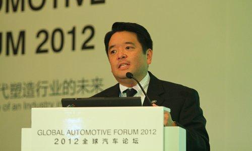 蔡兴华:车企未来合作趋势或将跨领域