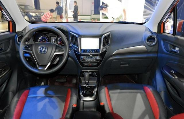 长安CS15明年3月底正式上市 入门小型SUV