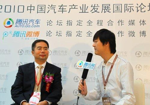 张宝林:汽车业五年后将形成5-7家大车企