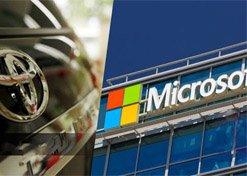 微软能否搭上丰田号快车?