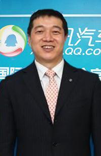 东风日产乘用车公司市场销售总部专职副总部长兼启辰事业部部长洪浩