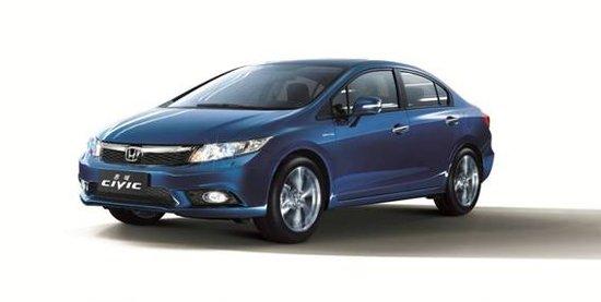 东风Honda第九代CIVIC(思域)