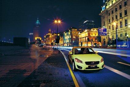 沃尔沃C30 Aktiv:让寂静的城市充满活力