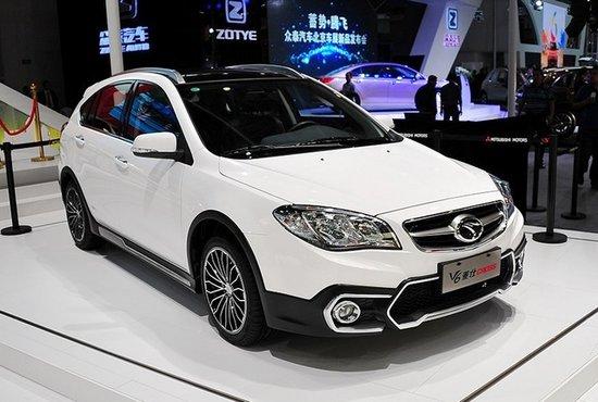 东南V6菱仕跨界版有望年内正式上市