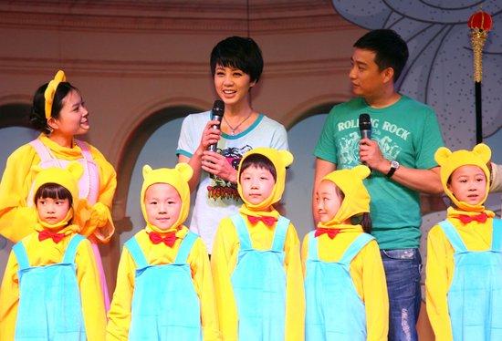 2011 BMW儿童交通安全训练营在京欢乐开营
