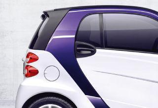 奔驰Smart紫夜特别版上市 售12.9888万