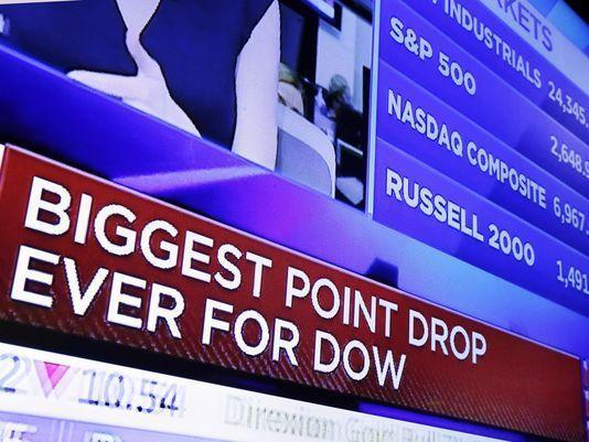 车企未幸免于美股暴跌 底特律三巨头和特斯拉跌超3%