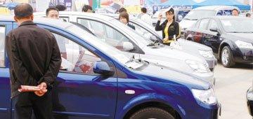 半数被访者购车预算集中在8-15万元