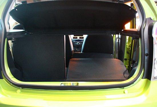 [新车解析]雪佛兰斯帕可定位高端微型车