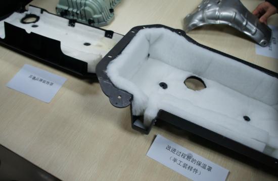 长安汽车发动机罩-长安汽车主动召回CS35 存机油乳化风险图片
