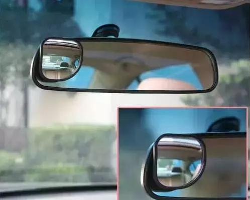 如何正确调整后视镜才没有死角?速看!