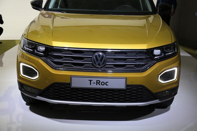 未来一汽公共街车 全新SUV T-ROC亮相
