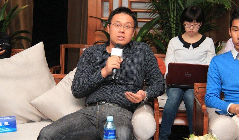 上海汽车乘用车品牌与产品规划部高级经理--范方树发言