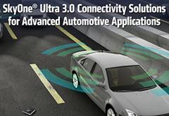 思佳讯为网联汽车推下一代前端设备 符合5G标准支持所有蜂窝频段