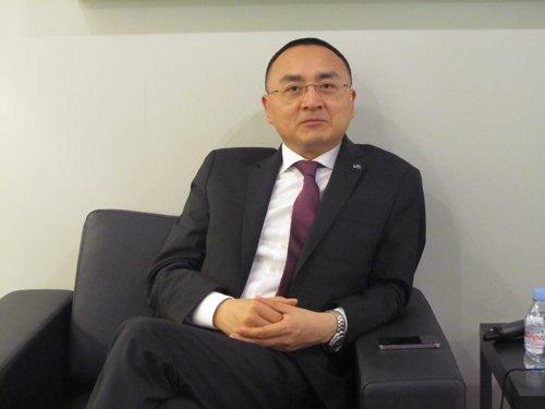 吕征宇:英菲尼迪加长M目标为品牌总量20%