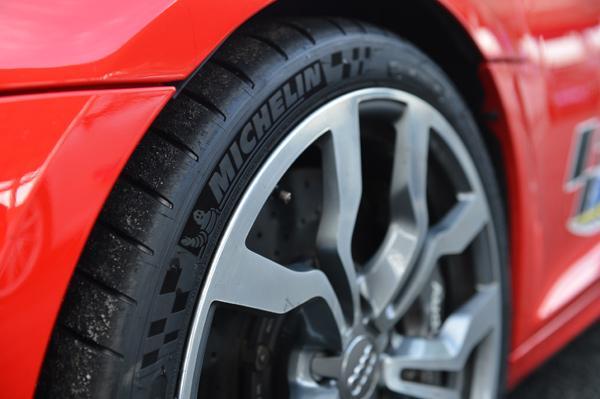 米其林两款高性能轮胎登陆中国市场