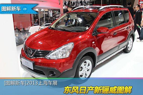 [图解新车]东风日产新骊威售价8.58万起