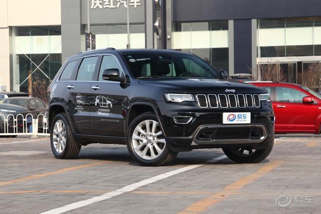 下一代Jeep大切诺基将换用阿尔法罗密欧平台