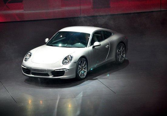 新一代保时捷911正式发布 动力全面提升