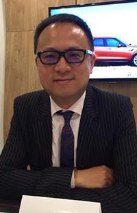 奇瑞捷豹路虎联合市场销售与服务机构常务副总裁胡俊