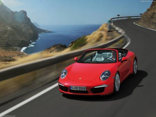 保时捷全新一代911敞篷车发布 明年进口