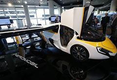 这架飞行汽车100万美元 预计2020年交付