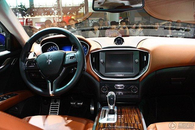 新车解析 玛莎拉蒂ghibli小总裁发布 汽车 腾讯高清图片