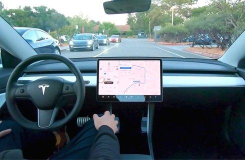 完全自动驾驶?特斯拉的芯片究竟多强