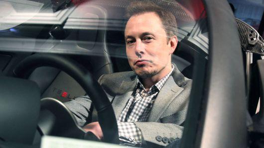 马斯克:特?#20272;?#20170;年将会实现完全自动驾驶