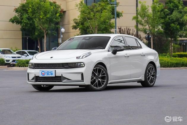 领克03将于10月19日上市 推5款车型/预售区间13-18万元