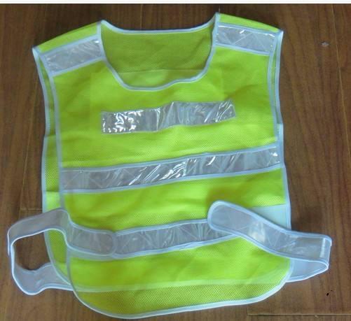 明年1月1日起 所有车辆必须配备反光背心!