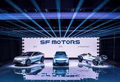 SF与英伟达合作 研发L3+级自动驾驶汽车