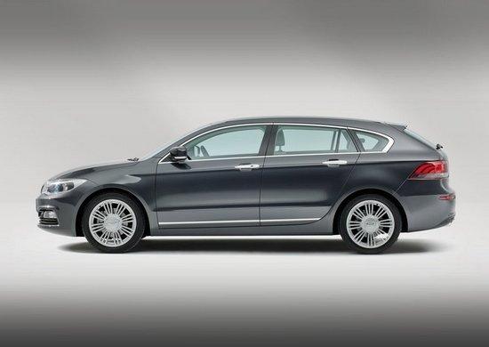 [新车发布]观致Qoros 3三新车将亮相日内瓦
