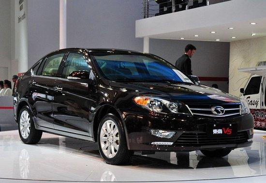 东南V5北京车展发布 预计售价7-10万元