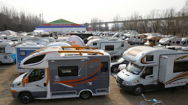 最近膨胀了 亚洲最具规模的房车露营展我都去看了