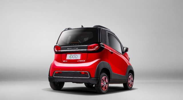 95后城市代步首选,这几款微型新能源车好看不贵