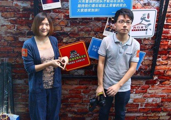 浙江新福车友会:不惧台风 在一起开心快乐