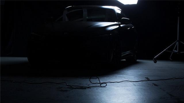宝马M3/M5特别版预告图 10月31日正式亮相