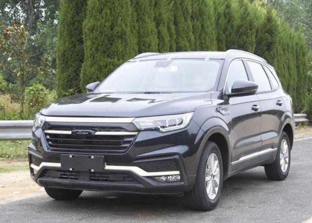 自主SUV新选择 紧凑型到大7座大小齐全