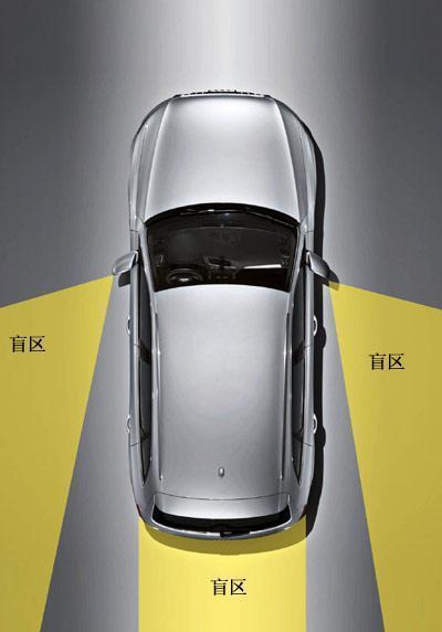 这几种驾驶盲区80%的人不知道!出事故全赖它