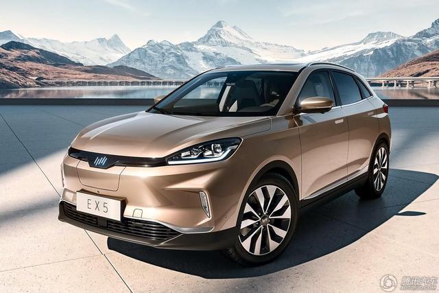 如何定义智能电动汽车 威马EX5配置发布