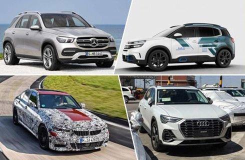 新一代宝马3系领衔 巴黎车展重磅新车前瞻